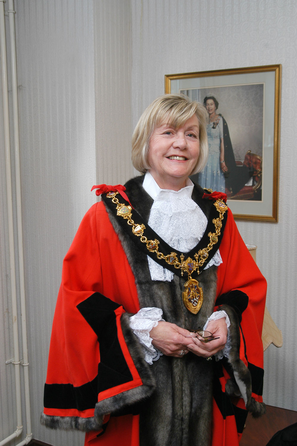 Mayor of Erewash, Councillor Sue Beardsley