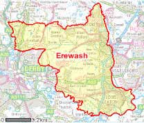 Click to Load Erewash Mapping System [External site]