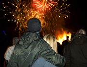Bonfire and Firework Display